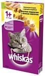 Whiskas Вкусные подушечки с паштетом. Аппетитное ассорти с курицей и индейкой для взрослых кошек (5 кг)