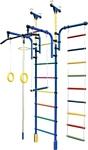 Формула здоровья Гимнаст-1Е Плюс (синий/радуга)