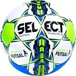 Select Futsal Talento 13 (белый/зелёный/синий)