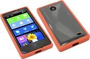 NEXX Zero для Nokia X (красный)