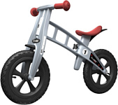 FirstBIKE Cross (серебристый)
