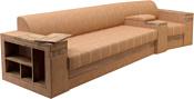 Савлуков-Мебель Ритис 0676 (светло-коричневый)