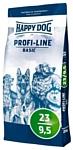 Happy Dog (20 кг) Profi-Line Basic 23/9,5 сбалансированный корм для собак всех пород