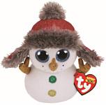 Ty Beanie Boos Снеговик Buttons 36219
