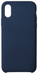 VOLARE ROSSO Soft Suede для Apple iPhone X/XS (синий)