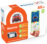 StarLine A93 V2 2CAN+2LIN