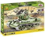 Cobi Small Army World War II 2444 Средний танк Т-34