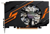 GIGABYTE GeForce GT 1030 1290Mhz PCI-E 3.0 2048Mb 6008Mhz 64 bit DVI HDMI HDCP OC
