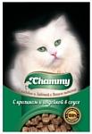 Chammy С кроликом и индейкой в соусе