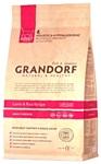 Grandorf (0.4 кг) Ягнёнок с рисом INDOOR