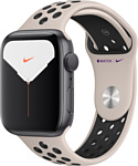 Apple Watch Series 5 44mm GPS Aluminum Case with Nike Sport Band