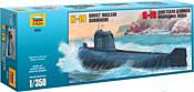 Звезда Советская атомная подводная лодка К-19