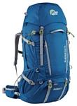Lowe Alpine Elbrus 65:75 blue (alaskan blue guacamole)