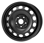Magnetto Wheels 15004 6x15/5x112 D57.1 ET43 Black