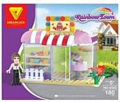 DREAMLOCK Rainbow Town 6502 Кондитерская