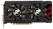 PowerColor Radeon RX 570 1250Mhz PCI-E 3.0 4096Mb 7000Mhz 256 bit DVI HDMI HDCP Red Dragon