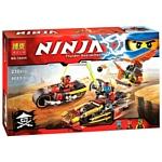 BELA Ninja 10444 Погоня на мотоциклах