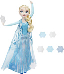 Disney Эльза, запускающая снежинки рукой