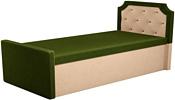 Mebelico Севилья 160x157 59587 (зеленый/бежевый)