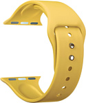 Lyambda Altair для Apple Watch 38-40 мм (S/M и M/L, желтый)