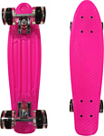 Display Penny Board Pink/black LED