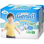 GENKI! Premium Soft L 4 Maxi (9-14 кг) 30 шт