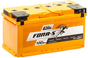 Fora-S 6СТ-100L(0) (100Ah)