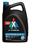 Тосол-Синтез Classic X-Freeze G11 blue 5л