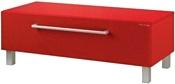 Акватон Мадрид 80 Комод с ящиком бордо (1.A131.9.03M.A94.0)