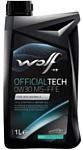 Wolf OfficialTech 0W-30 MS-FFE 1л