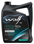 Wolf OfficialTech 0W-30 MS-BFE 5л