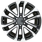 Powcan BK5037 8.5x20/6x139.7 D106.2 ET25 GMF