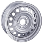 Trebl X40030 6.5x16/5x139.7 D98.6 ET40 Silver