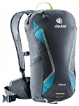 Deuter Race 8 black (graphite/petrol)