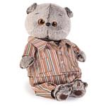 Basik & Co Басик в шелковой пижамке (30 см)
