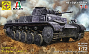 Моделист Немецкий танк T-II 307244