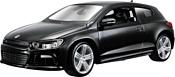 Bburago Volkswagen Scirocco R 18-21060 (черный)