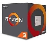 AMD Ryzen 3 1200 AF Pinnacle Ridge (AM4, L3 8192Kb)