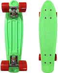 Display Penny Board Light green/red