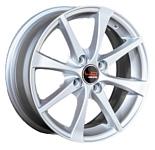 LegeArtis RN12 6x15/4x100 D60.1 ET36 Silver