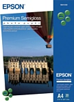 Epson Premium Semigloss Photo Paper A4 20 листов (C13S041332)