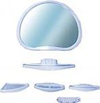 Белпласт Уют Набор пластиковой мебели голубой (с347-2830)
