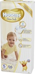 Huggies Elite Soft 5 (12-22 кг) 56 шт