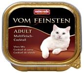 Animonda (0.1 кг) 16 шт. Vom Feinsten Adult для кошек с мультимясным коктейлем