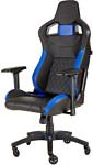 Corsair T1 Race (черный/синий)