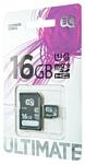 3Q ULTIMATE microSDHC Class 10 UHS-I U1 16GB + SD adapter