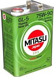 Mitasu MJ-410 GEAR OIL GL-5 75W-90 100% Synthetic 4л