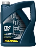 Mannol TS-1 SHPD 15W-40 5л