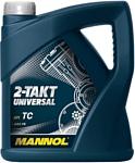 Mannol 2-Takt Universal API TC 4л