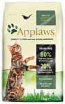 Applaws Adult Cat Chicken with Extra Lamb (0.4 кг)
